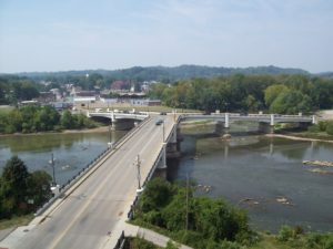 y bridge zanesville ohio