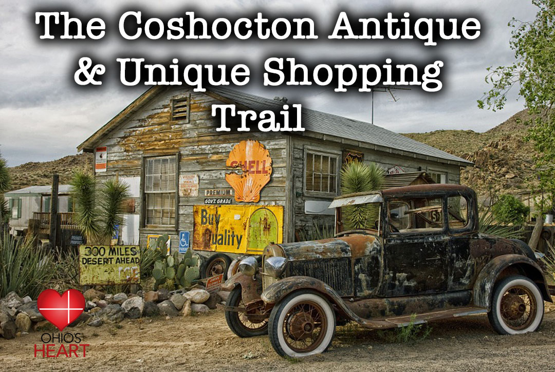 the coshocton antique and unique shopping trail