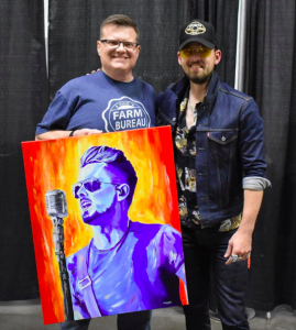 painted by tony