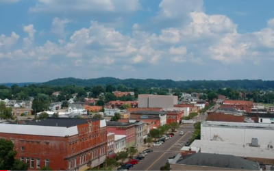 A Scenic Drone Video of Coshocton County