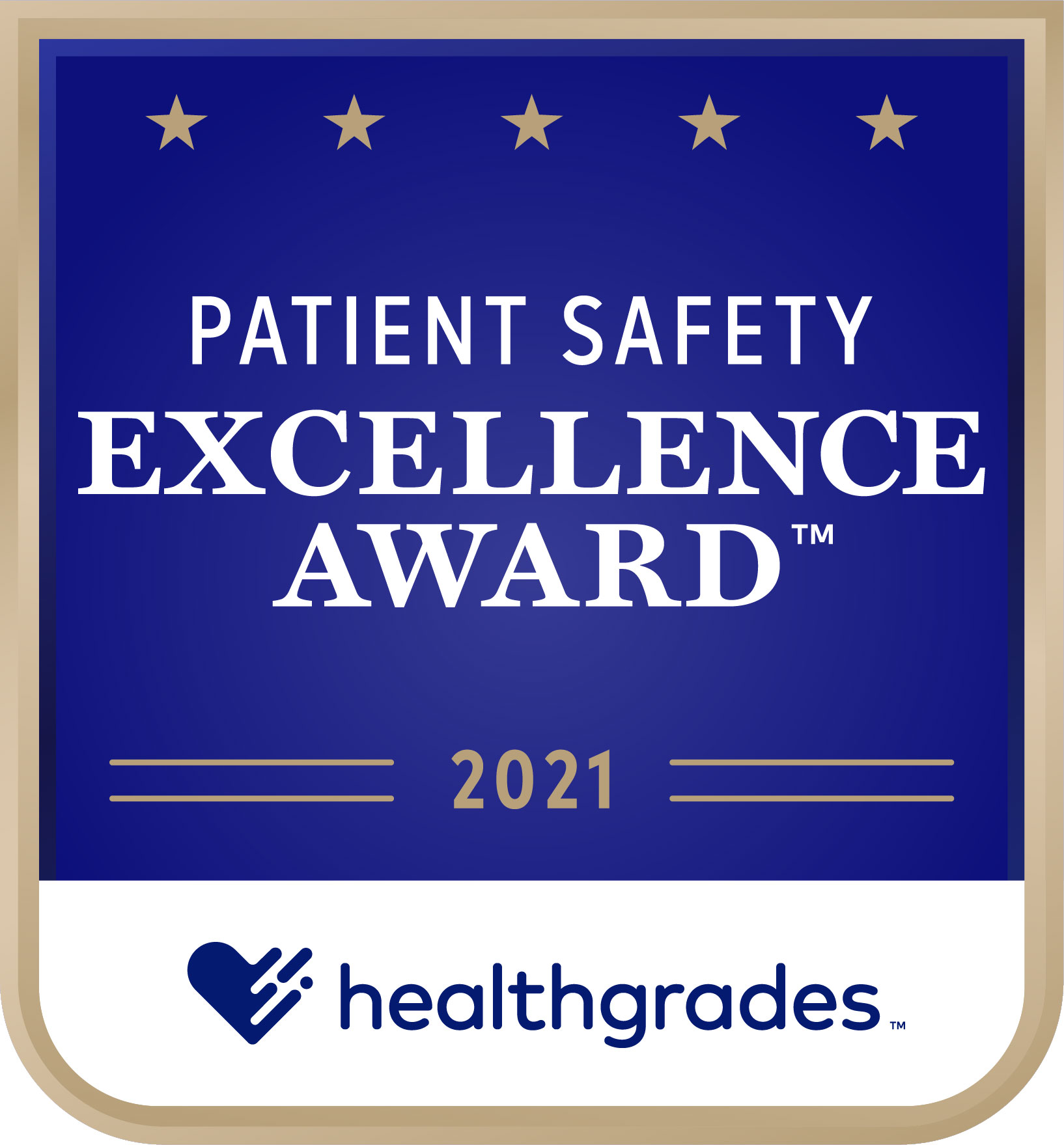 Coshocton Regional safety award
