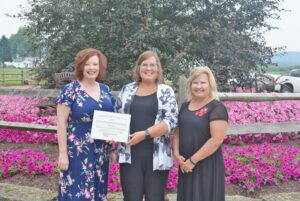 coshocton chamber award allwell