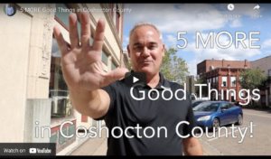 5 good things in coshocton county